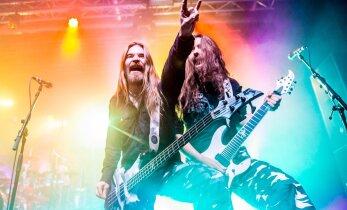 PILETIMÄNG: Võida pääsmed Rootsi power-metalbändi Sabatoni kontserdile 15.märtsil!