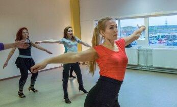 VIDEO: kas tantsides on võimalik suveks trimmi saada? Neljas katse — stripp-tants