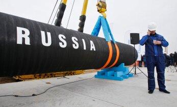 """Стоимость """"Северного потока-2"""" оценили в восемь миллиардов евро"""
