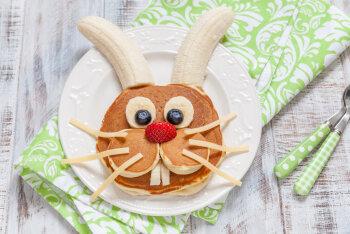 Lapse pühad rõõmsaks: naljakad hommikusöögid!