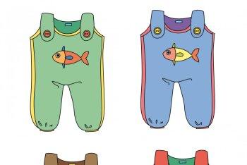Soovitused: mida teha, kui sa pole kindel, kas sinu lapse riided on mürkidest vabad