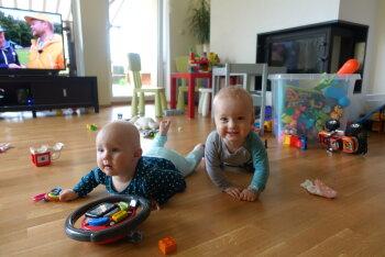 Isa blogi: kas nii väikese vanusevahega lapsed on hea idee?