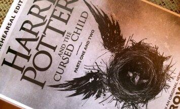 Harry Potteri uue raamatu koopia