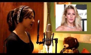 HITTVIDEO: Hämmastav! Tüdruk matkib megastaaride hääli: Britney Spears, Adele, Taylor Swift ja teised