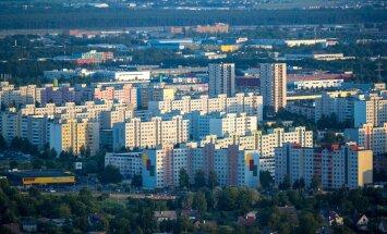 ГРАФИК: Спад на рынке недвижимости в Ласнамяэ пугает экспертов
