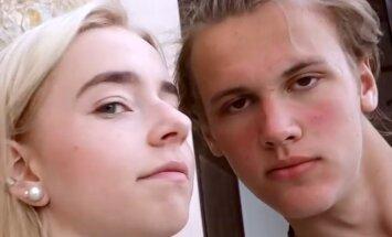 VIDEOD: Hakkas juutuuberiks! Mait Malmsteni ja Harriet Toompere poeg Franz kogub pruudiga tehtud vahva videoblogiga hulgaliselt klikke