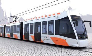 Tallinna uued trammid