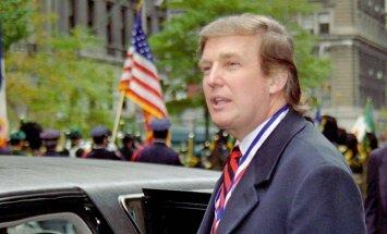 Daily Beast: Donald Trumpi pidudel käisid mehed, kes ostsid kortereid Eestist pärit tüdrukutele