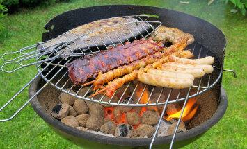 Мясо, рыба, овощи: готовим на открытом огне