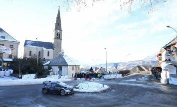 Eesti rallipaar sai tõrkuvast autost hoolimata Monte Carlo jäistes oludes hästi hakkama. Saab näha, milliseks kujuneb Fordi tempo kiirematel rallidel.