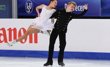 Viktoria Semenjuk ja Artur Gruzdev