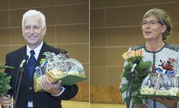 Tänavused Maaülikooli aasta vilistlased on Külli Annamaa ja Margus Ameerikas