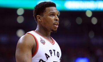 VIDEO: NBA play-offide suurimad ämbrid - Kyle Lowry esindatud kahel puhul