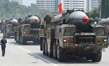 Ameerika värisegu! Põhja-Koreal on valmis saamas kontinentidevaheline rakett