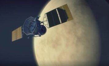 Koht, kus tõesti tasub elu otsida: Veenuse pilvepiiril, 50 km kõrgusel