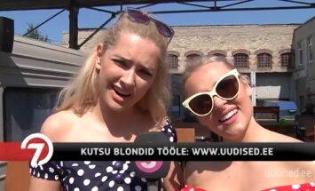VIDEO: Tohhoo tonti! Uudistesaade pakub maarahvale suvetöödele kahte blondiini sulasteks
