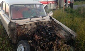 Rongiõnnetus Kohilas
