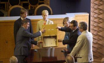 Valimisprotseduurid Riigikogus