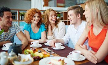 Ole arukam ja hoia suu lukus! Üheksa asja, millest ei tohi mitte kunagi seltskonnas rääkida