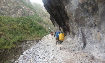 Retkelugu: Nepal-Annapurna ehk rännak maailma katuseräästaste vahele