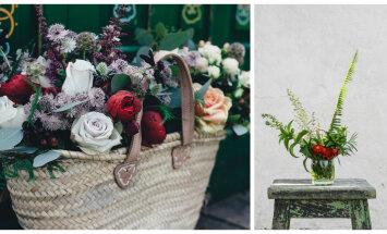 TEE ISE   10 ägedat võimalust, kuidas suviste lilledega kodu ehtida
