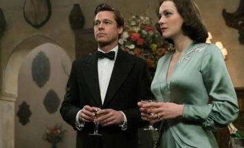 TREILER: Marion Cotillard ja Brad Pitt on ohtlik paar romantilises põnevusfilmis