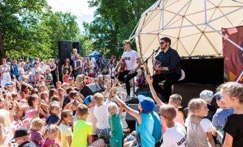 Rõõmsate laste festival 2017