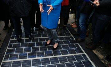 Elektrik avenüü: Prantsusmaa linnakesse rajati krõbedalt kallis päikesepaneelidega teejupp