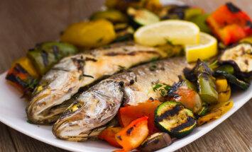 7 способов приучить ребенка есть рыбу