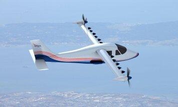 X-57: NASA paneb elektrilennukile pika rea propellereid külge ja lennuk on tõesti tõhus