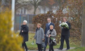 Ene Sarapi matused