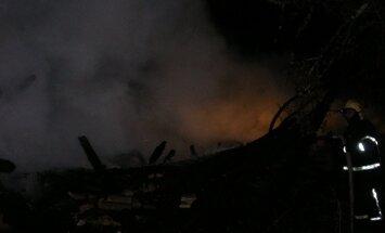 Piirissaare põleng