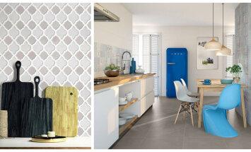 FOTOD │ Hästi valitud seinaplaat muudab köögi tervikuks