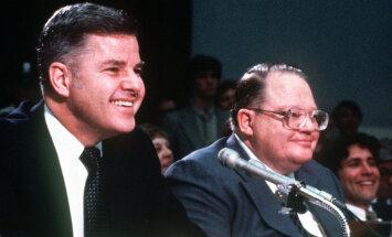 Nelson Bunker Hunt (paremal) ja vend William Herbert Hunt.