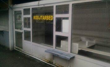 Tühjad müügikohad Tallinnas Keskturul