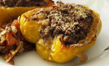 Viis retsepti: täidetud paprikad on maitsvad, tervislikud ja äärmiselt lihtsad valmistada