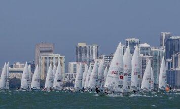 Karl-Martin Rammo läks Miami MK-etappi juhtima