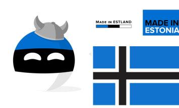 Peedu Tuisk visualiseeris Eesti uusi brändilahendusi.