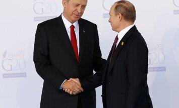 Erdogan ja Putin