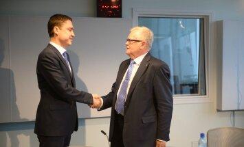 """BLOGI: Rõivase ja Savisaare terav debatt möödus """"meelituste"""" saatel: Savisaar: ma pole Eesti poliitika mõjutamiseks kunagi Kremlilt raha küsinud"""