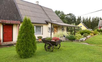 FOTOD: Sepamäe talu, mis kannab endas armastuse lugu