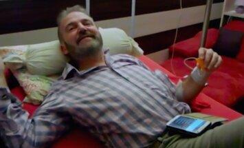 VIDEO: Britid šokis: BBC lasi eetrisse kaadrid eutanaasia teinud mehe viimastest hetkedest