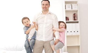 Пол ребенка влияет на поведение отца