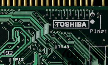 Toshiba сообщает о рекордных убытках в 6 млрд долларов