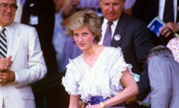 KUUM PALJASTUS: Printsess Diana ripsutas tiiba Serbia tenniseässaga?