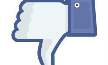 Facebooki dislike-nupp