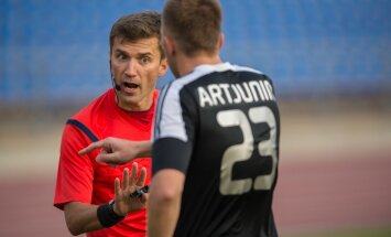 Tallinna Levadia vs FC Flora