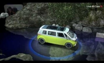 ID Buzz: Volkswageni mikrobuss sündis elektrilisena ümber