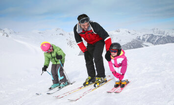 Idee talviseks koolivaheajaks: Mayrhofeni suusakuurort on ilus ja põnev, tegevust jagub kõigile ja jääb veel üle ka!