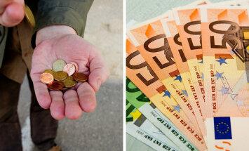 REIVIROTT vs RAHABOSS: Kui palju läheb tänavuse Weekendi väisamine maksma säästupidutsejale ja laristajale?